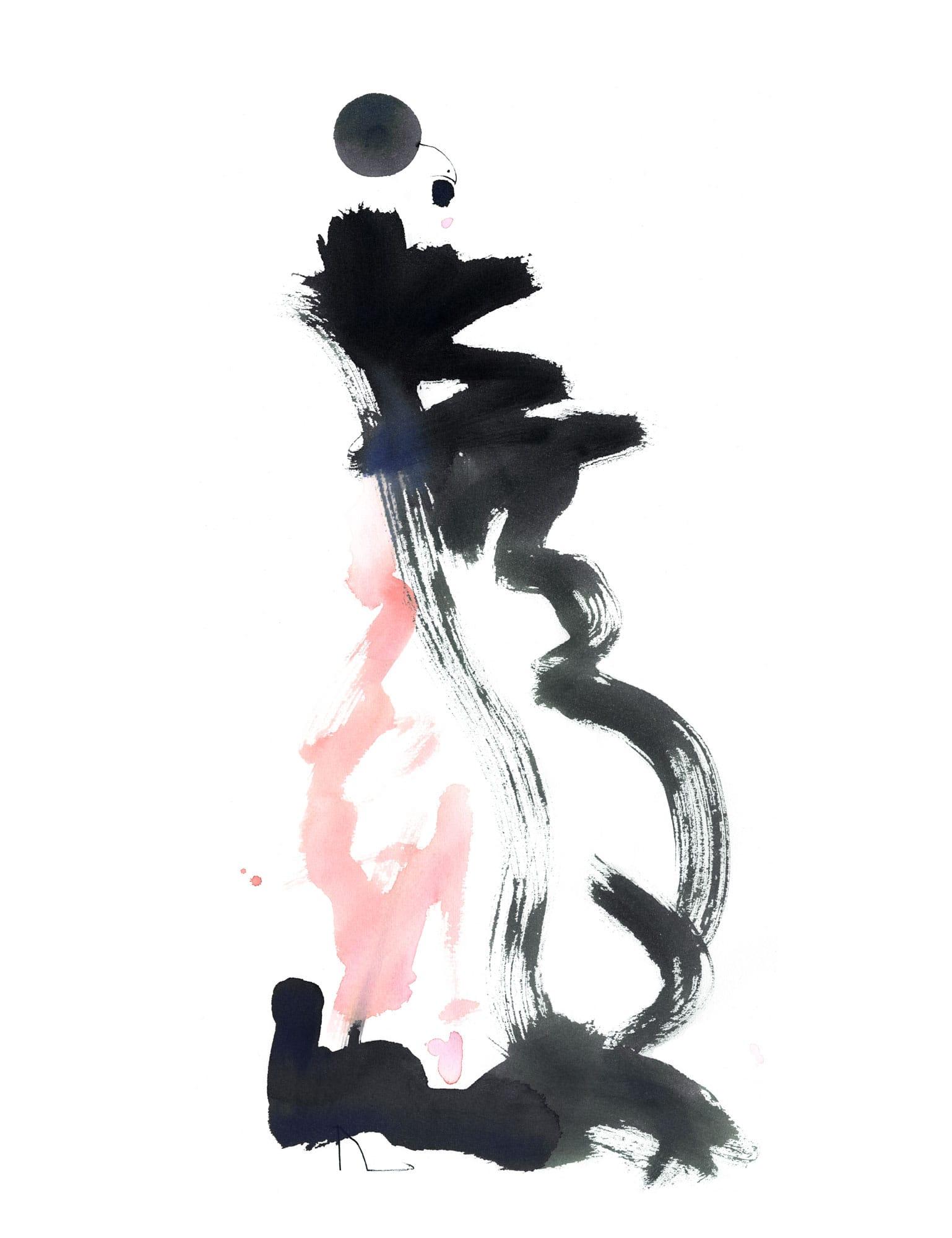 Lovisa Burfitt illustration Poufy-pastel-fluffy