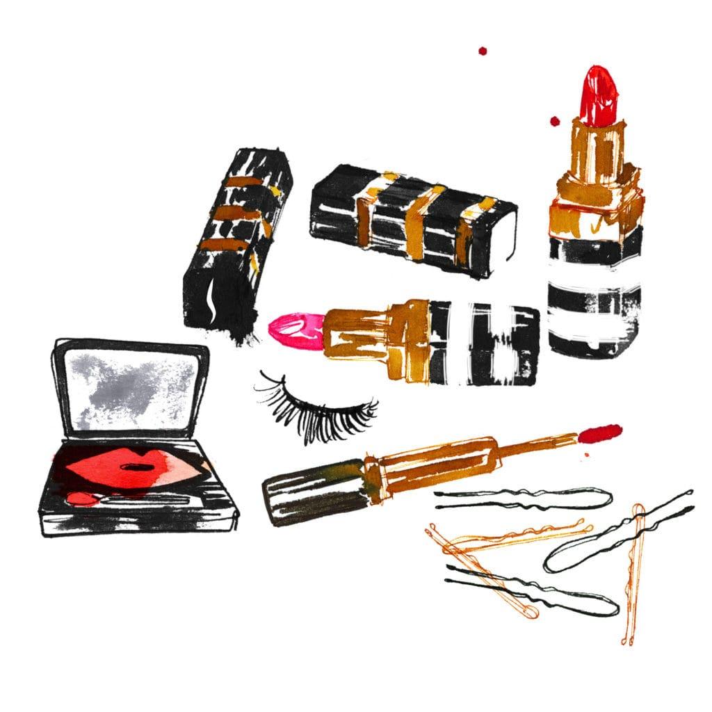 Lovisa-Burfitt-illustration-Sephora-lipsticks