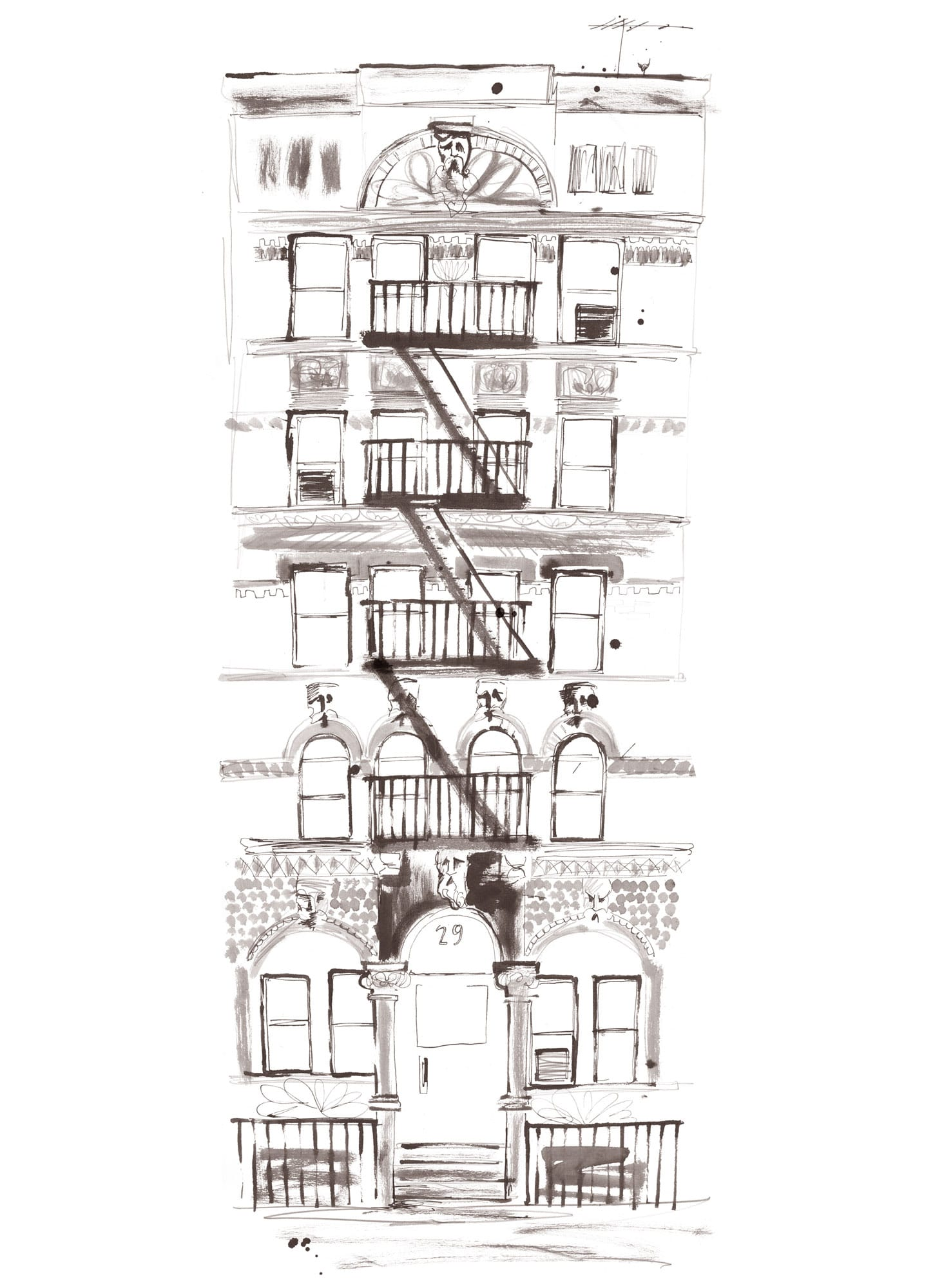 Lovisa-Burfitt-illustration-East-village-NY