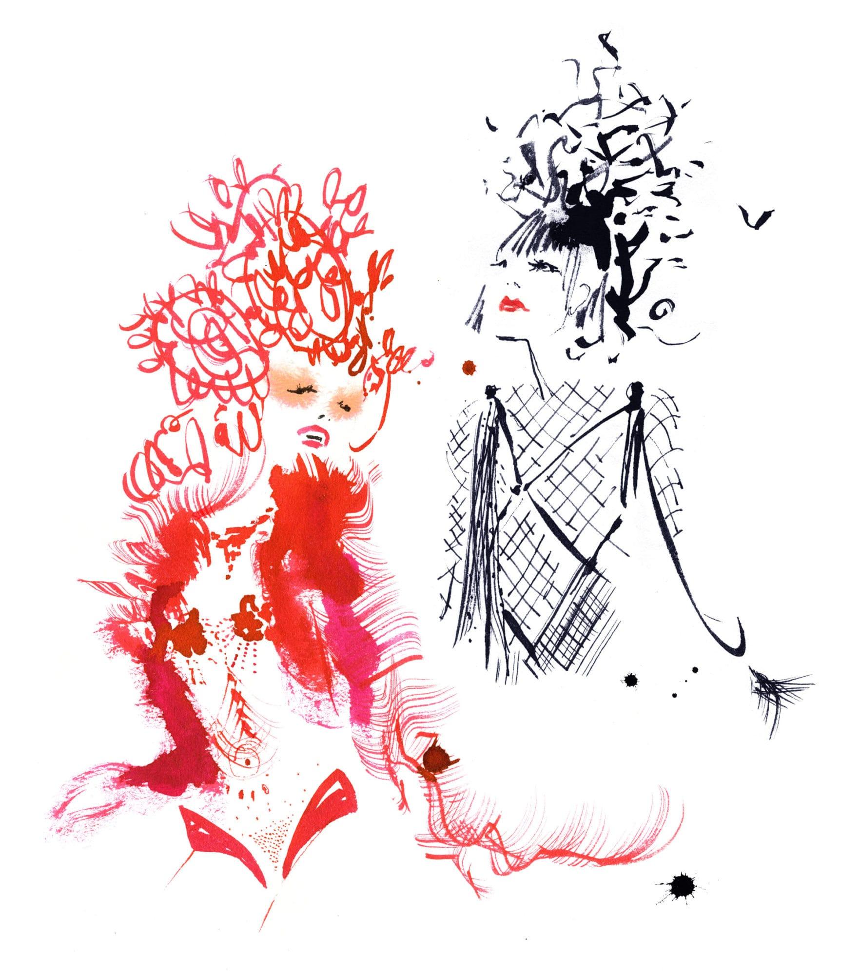 Lovisa-Burfitt-illustration-JPGaultier-2020