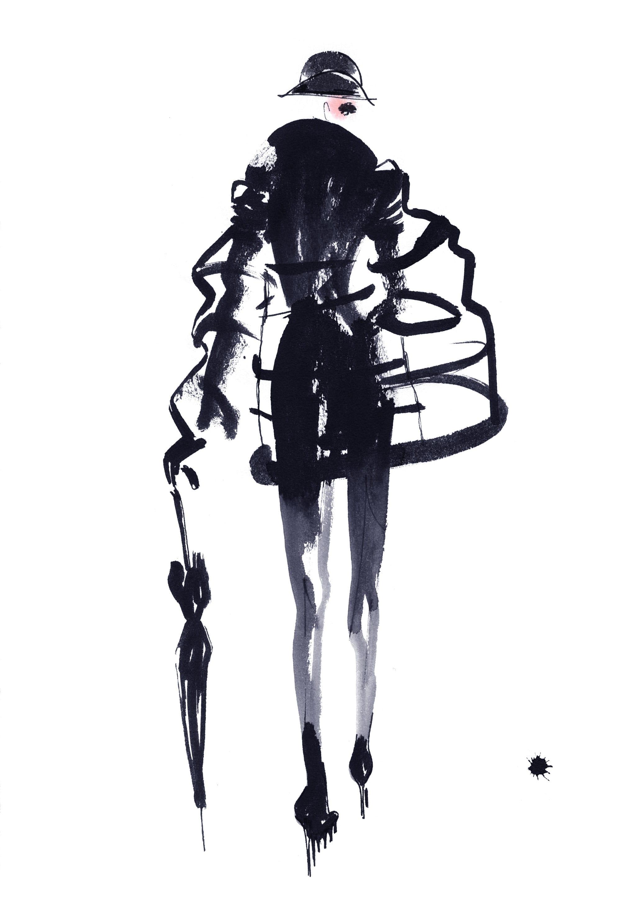 Lovisa-Burfitt-illustration-JPGaultier-couture-2020
