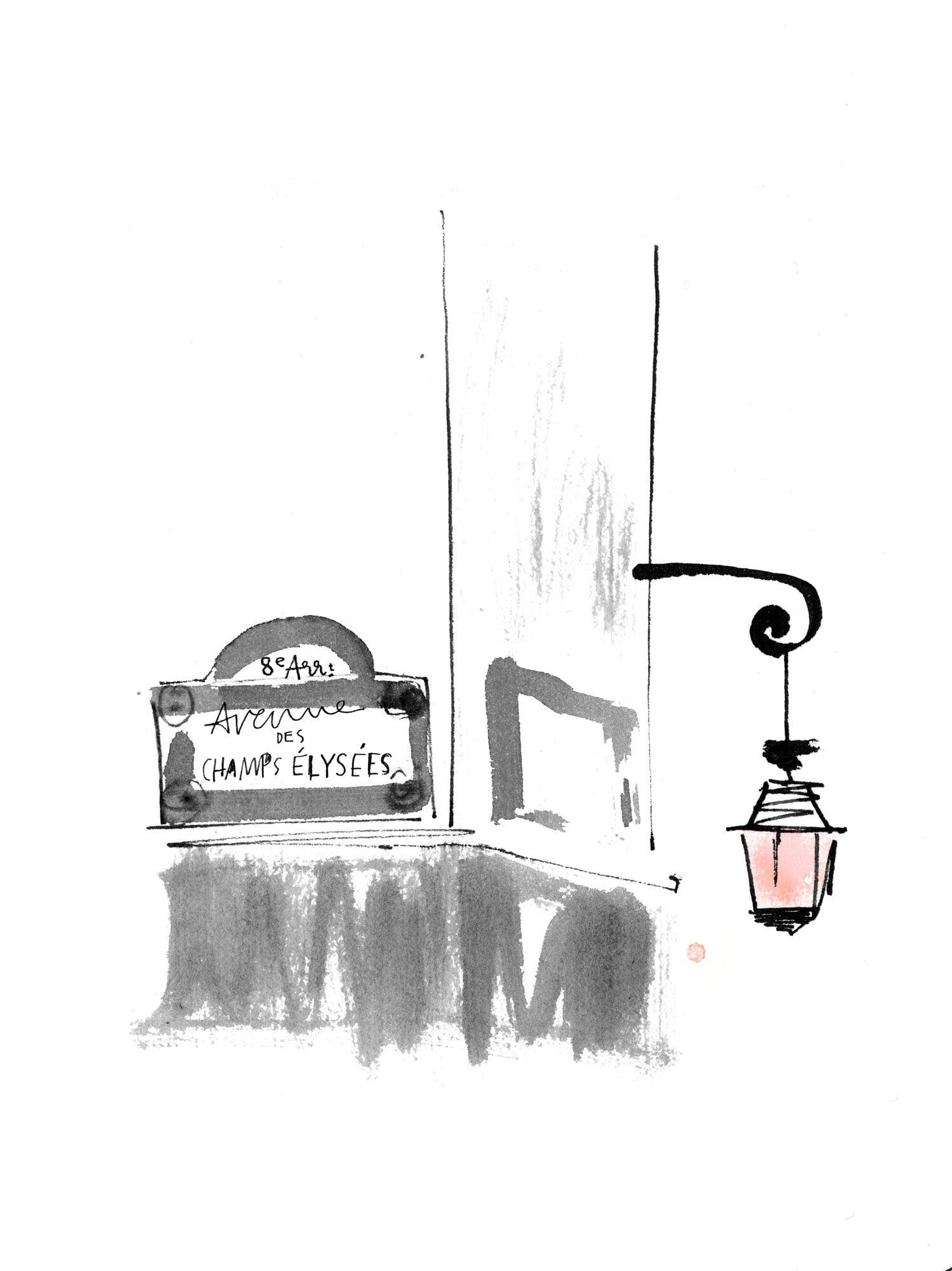Lovisa-Burfitt-illustration-Paris-street-corner