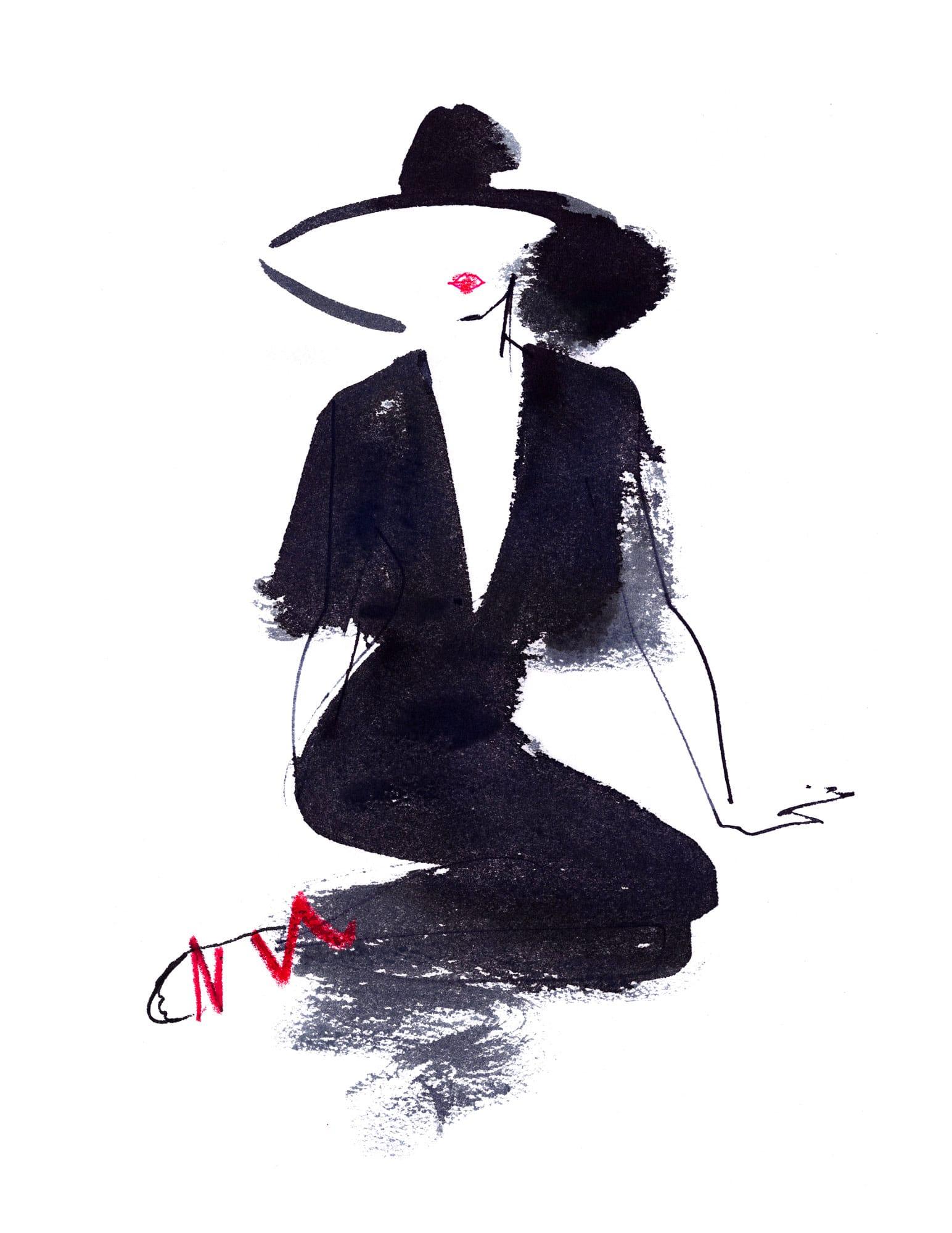 Lovisa Burfitt illustration Tunic-