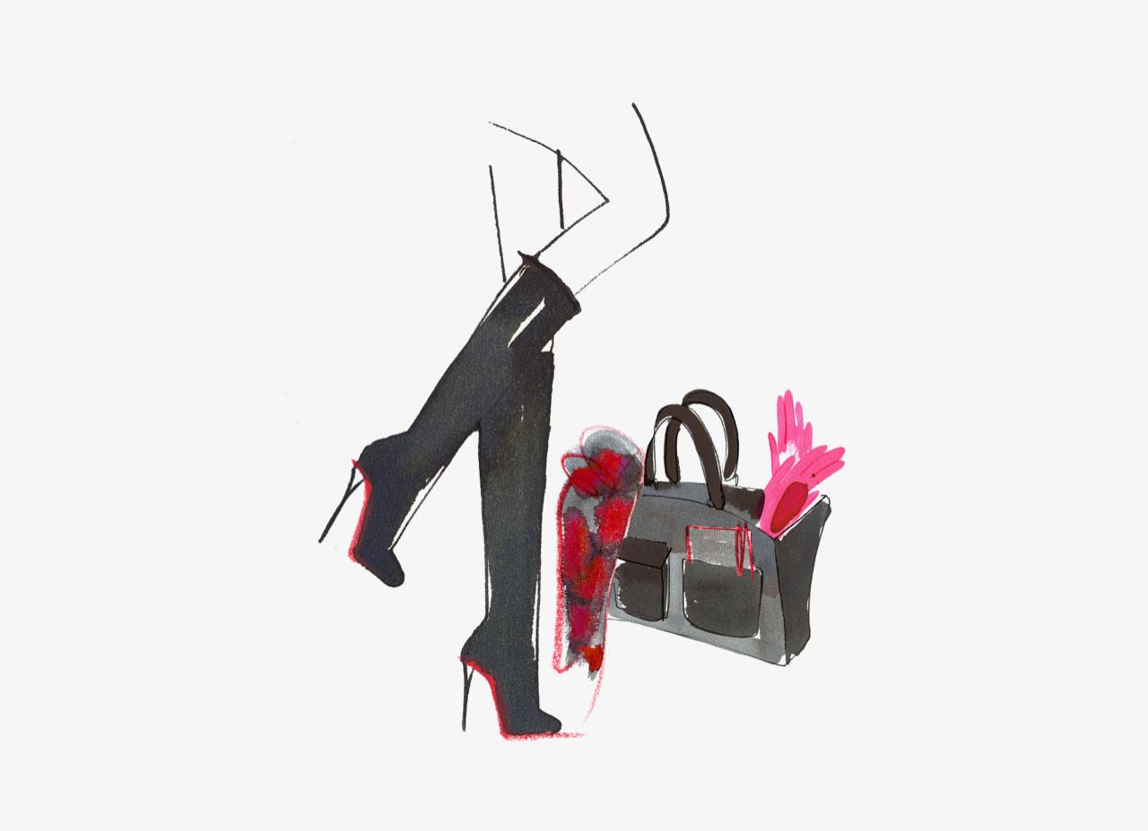 Lovisa-Burfitt-bag-boots-gloves
