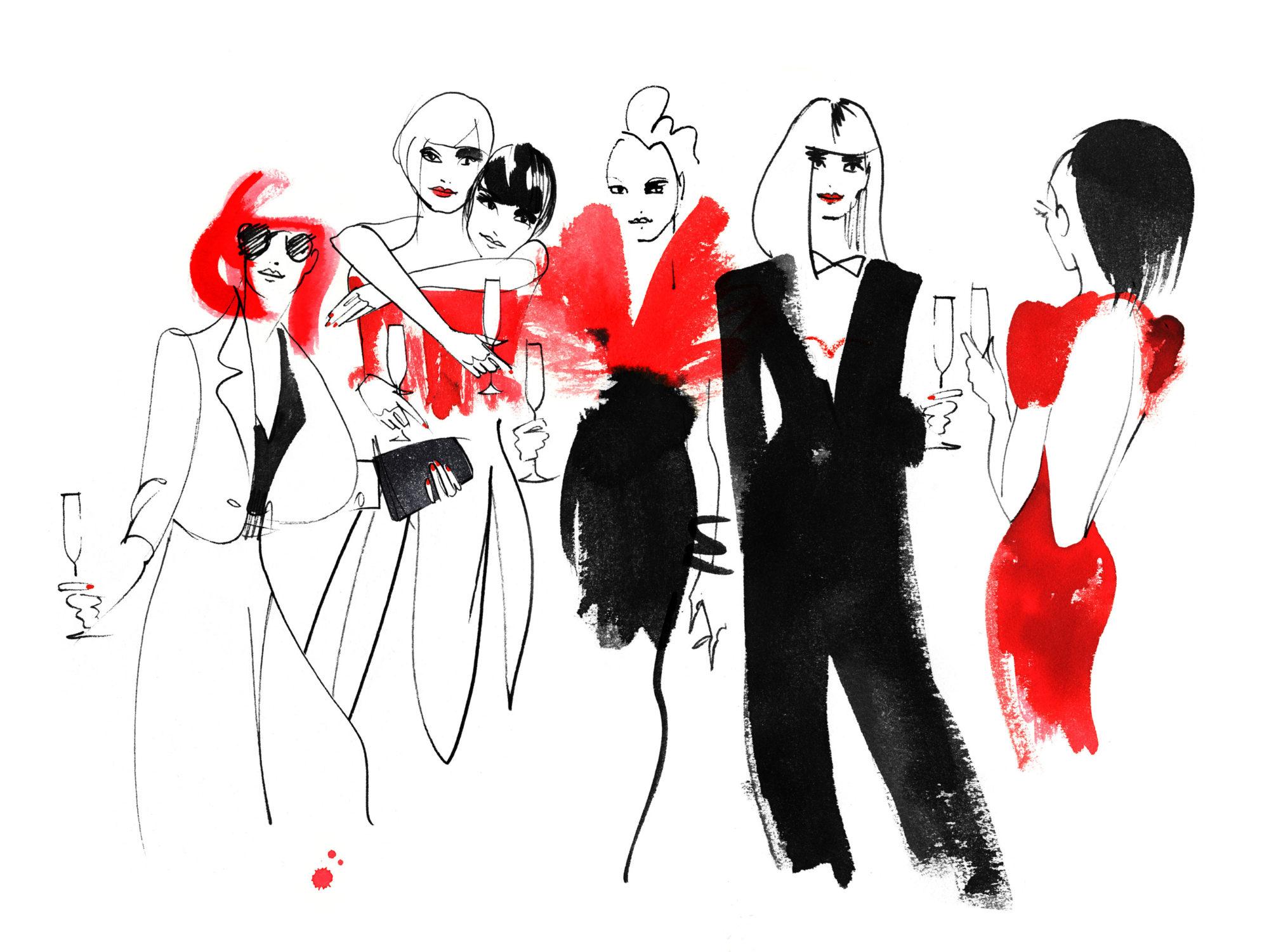 Lovisa Burfitt illustration Chill-Rocco-Forte