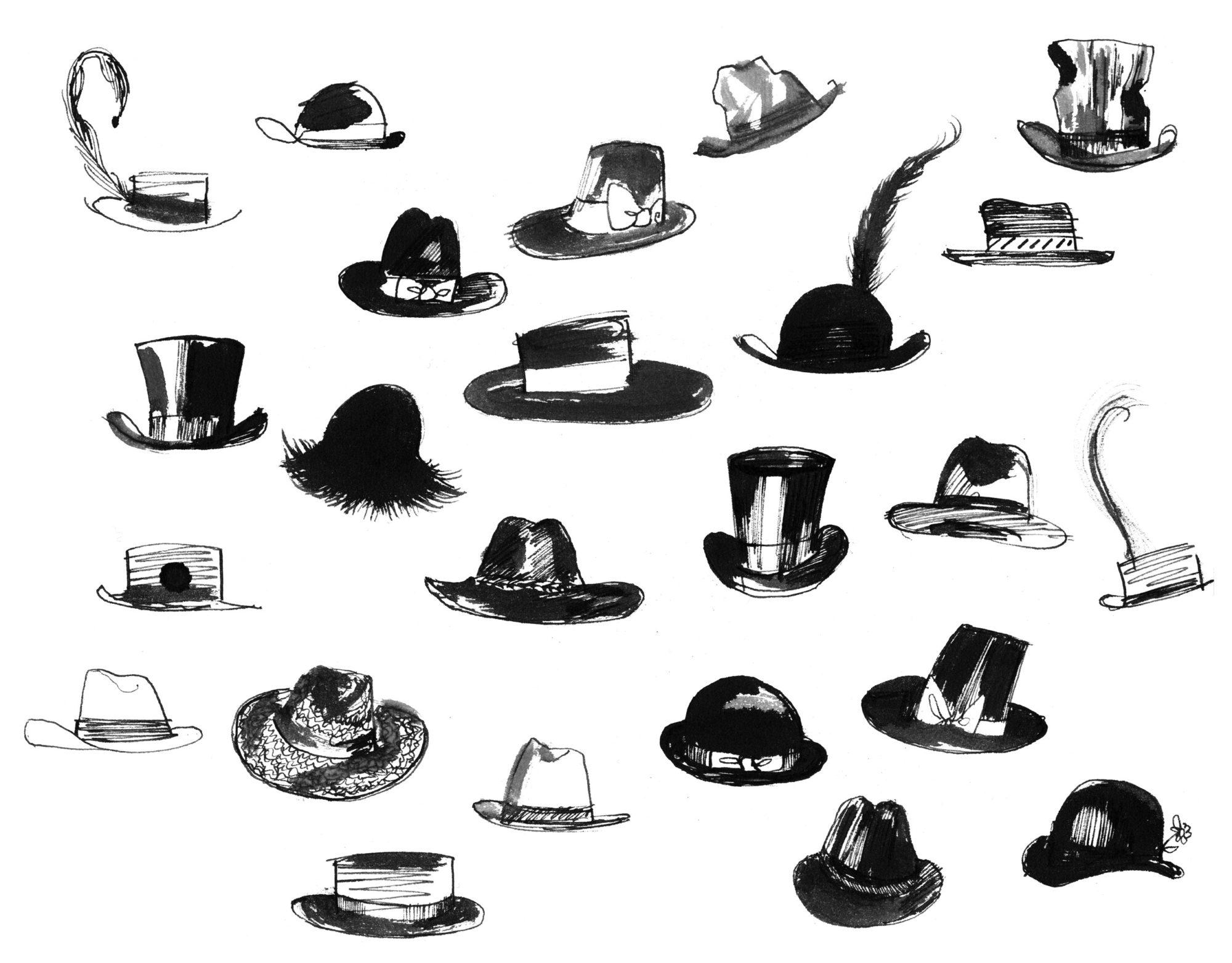 Lovisa-Burfitt-illustration-Hatters-parade