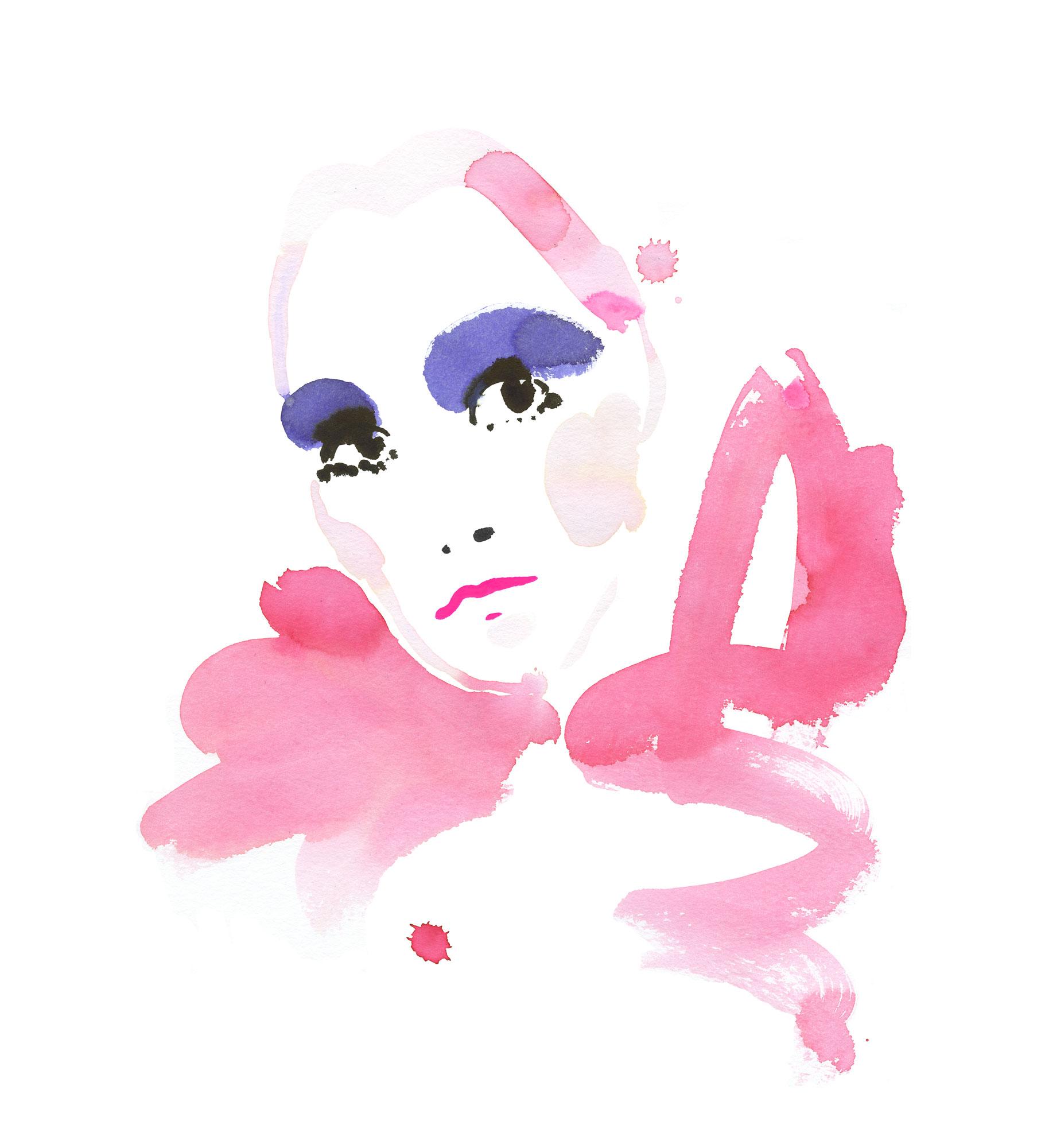 Lovisa-Burfitt-illustration-Glam-rosie