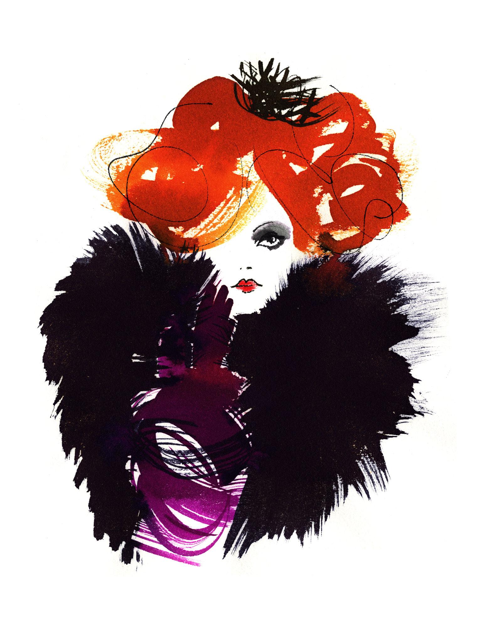 Lovisa-Burfitt-illustration-Mademoiselle-furry