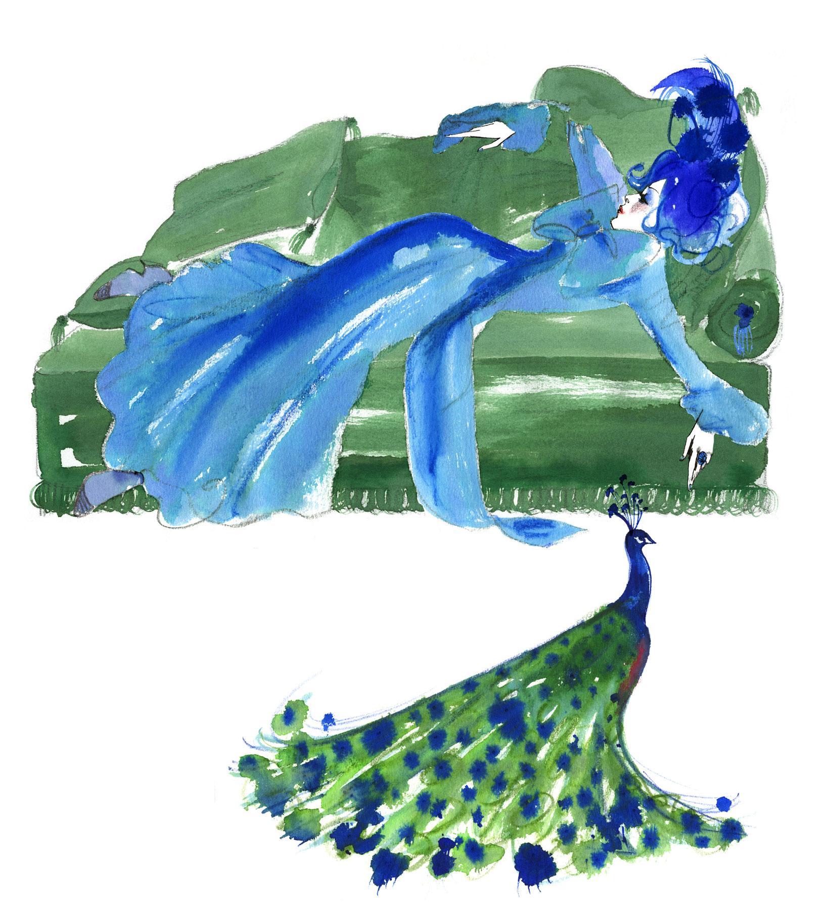 Lovisa-Burfitt-illustration-Mlle-O-blues