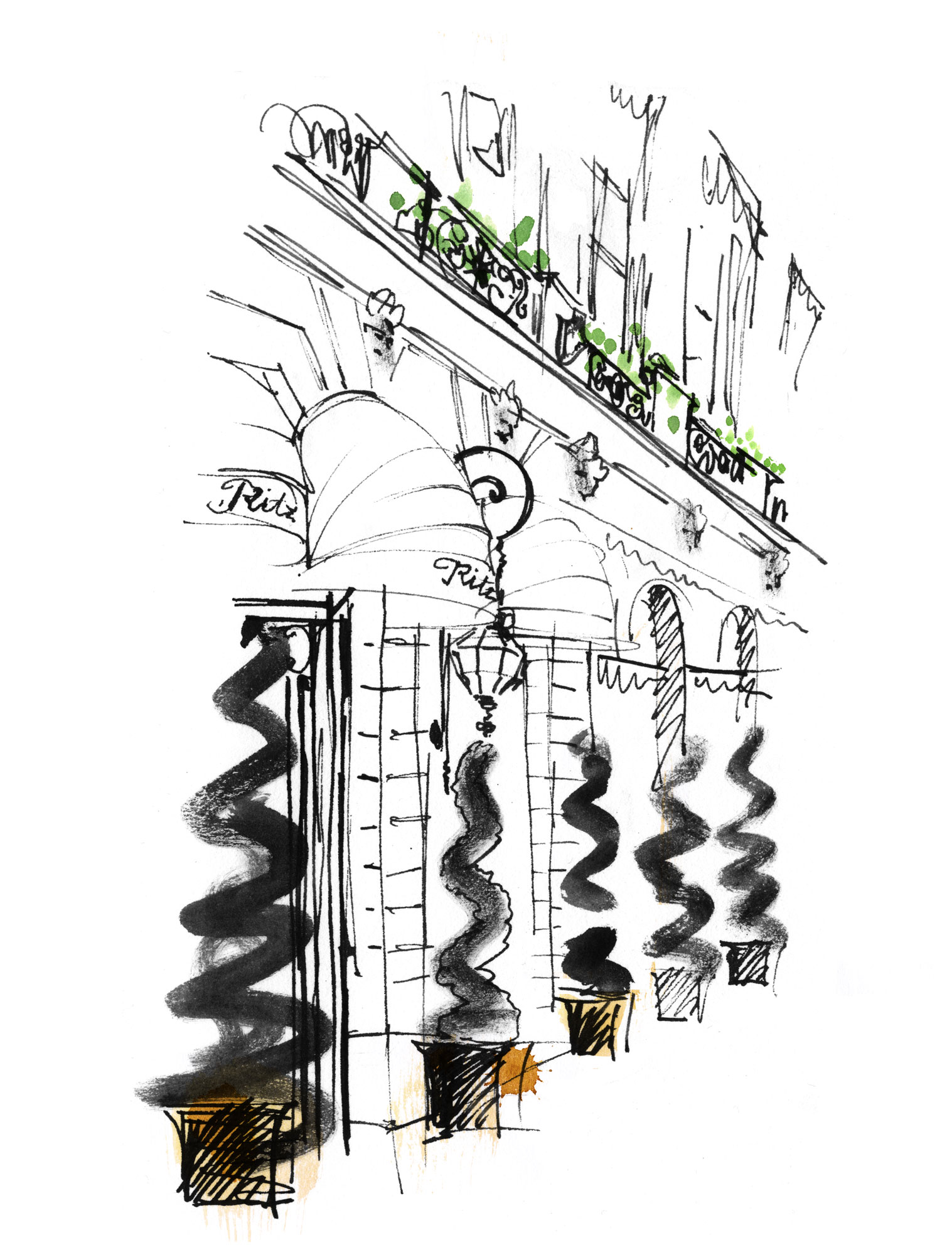Lovisa-Burfitt-illustration-Ritz-Paris