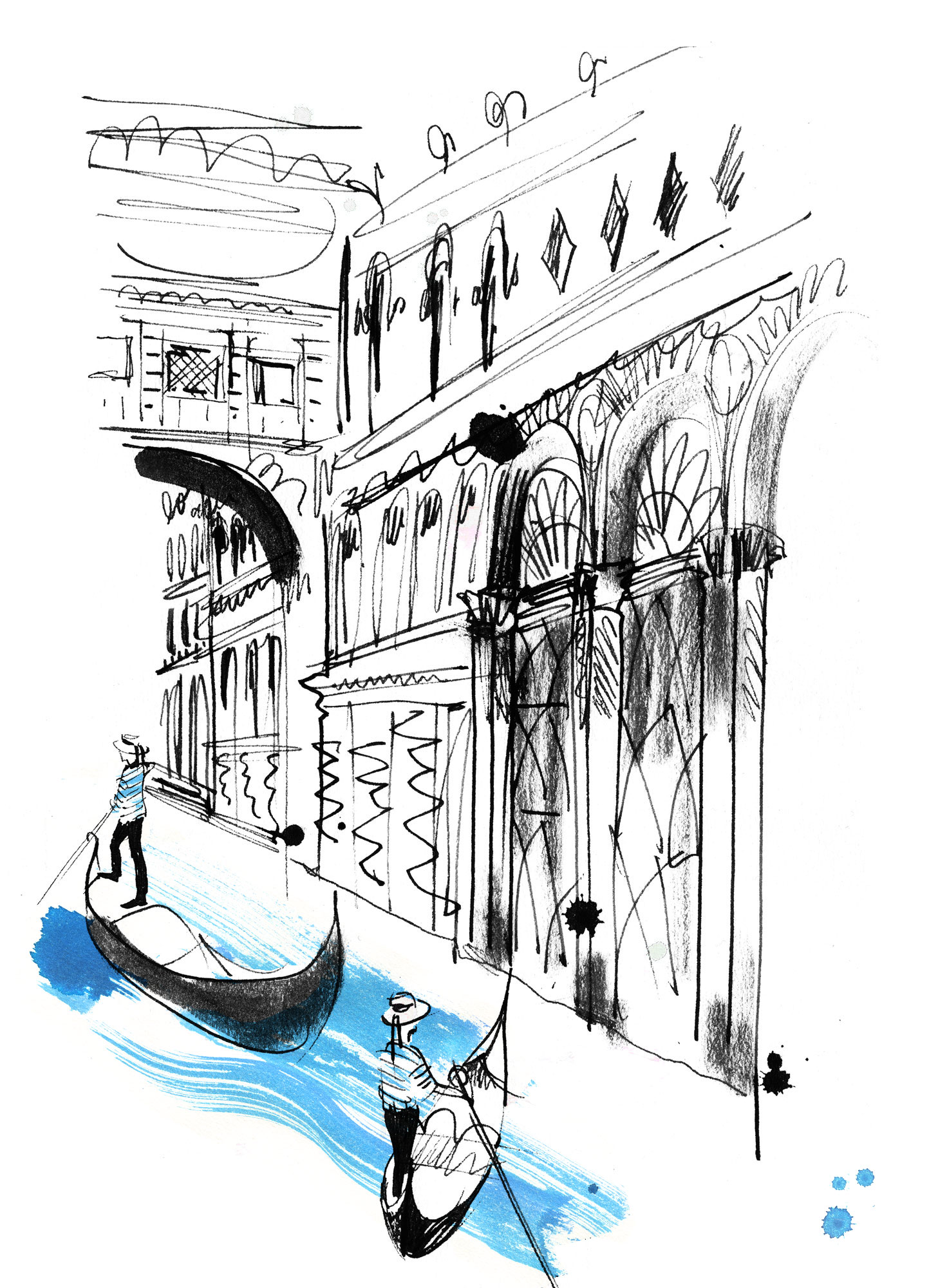 Lovisa-Burfitt-illustration-Venice